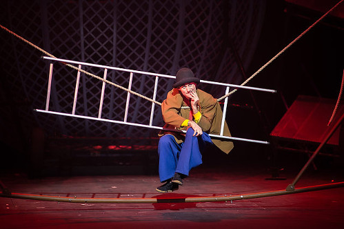 Clown Tweedy Cirque Berserk