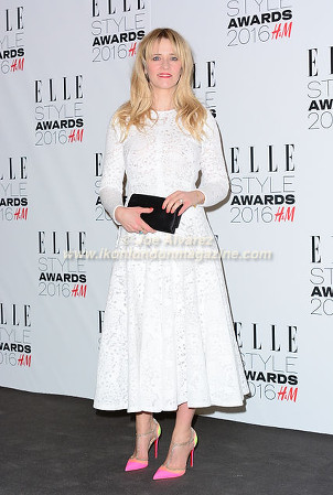 Edith Bowman Elle Style Awards 2016 © Joe Alvarez