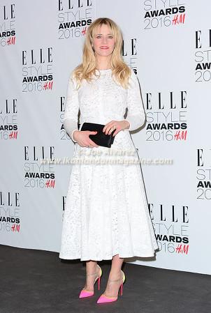 Edith Bowman Elle Style Awards 2016 © Joe Alvarez