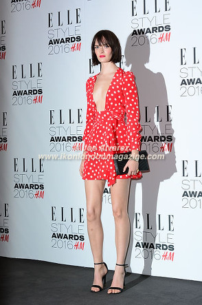 Sam Rollinson Elle Style Awards 2016 © Joe Alvarez