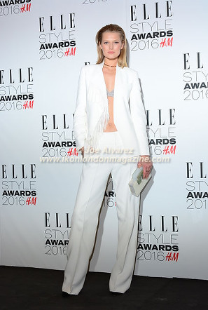 Toni Garn Elle Style Awards 2016 © Joe Alvarez
