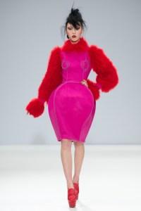 David Ferreira AW16 London Fashion Week