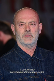 Keith Allen Eddie The Eagel European Premiere © Joe Alvarez