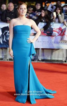 Amy Adams attends the premiere of Batman v. Superman: Dawn Of Justice at Odeon, Leicester Square. © Joe Alvarez