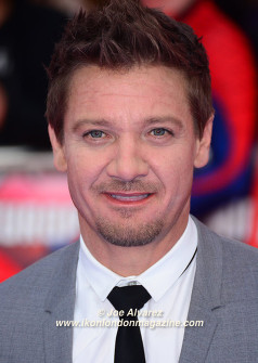 Jeremy Renner The Captain America: Civil War London premiere © Joe Alvarez
