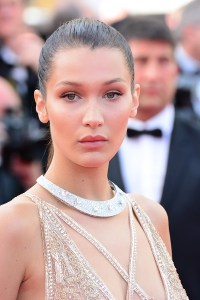 Bella Hadid Justing Timberlake Cannes Film Festival 2016 Opening Night Cafe Society premiere © Joe Alvarez