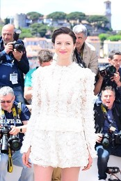 Caitriona Balfe The Money Monster Film Presscall Cannes Film Festival © Joe Alvarez