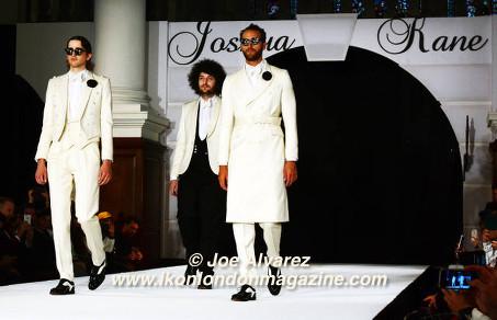 Joshua Kane SS17 show © Joe Alvarez
