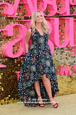 Emma Bunton Absolutely Fabulous The Movie London Premiere © Joe Alvarez