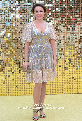 Julia Sawalha Absolutely Fabulous The Movie London Premiere © Joe Alvarez