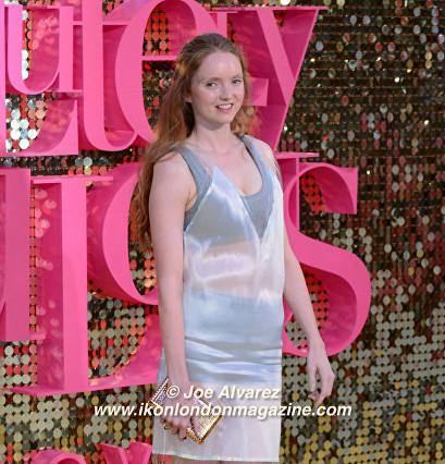 Lily Cole Absolutely Fabulous The Movie London Premiere © Joe Alvarez