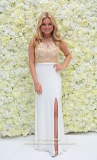 Zara Holland White Party Safety in Beauty Awards © Joe Alvarez