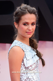 Alicia Vikander Jason Bourne London Premiere © Joe Alvarez