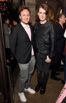 Nicholas Kirkwood, Gareth Pugh Bronte Launch Photography Dave Bennett for Bronte