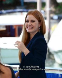 Amy Adams Nocturnal Animals Cast press call Venice Film Festival © Joe Alvarez