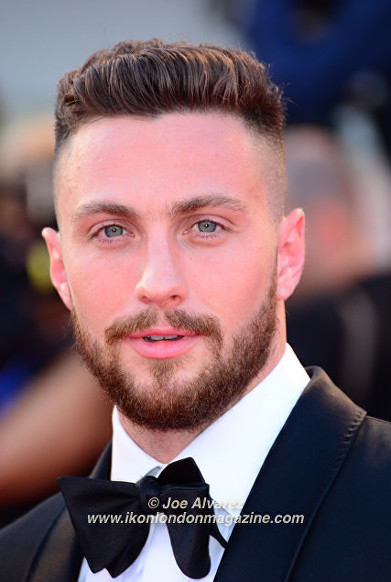 Aaron Taylor-Johnson Nocturnal Animals Film premiere Venice Film Festival © Joe Alvarez