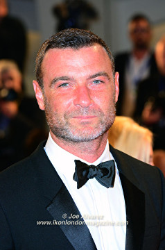 Liev Schreiber at The Bleeder premiere at the Venice Biennale © Joe Alvarez