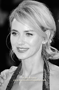 Naomi Watts at The Bleeder premiere at the Venice Biennale © Joe Alvarez