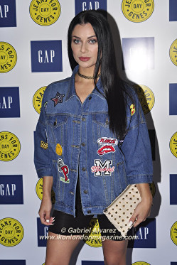 Cally Jane Beech Jeans for Genes day 2016 © Gabriel Alvarez