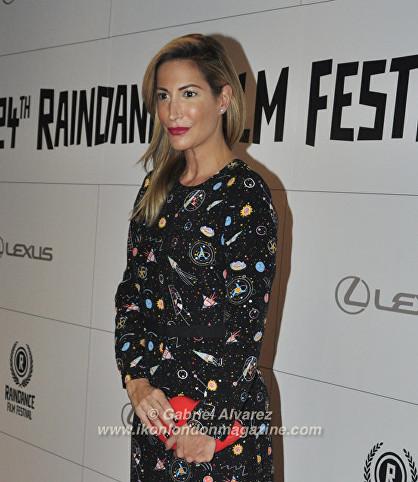 Laura Pradelska Raindance Film Festival 2016 © Joe Alvarez