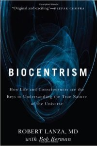 Biocentrism Book Cover Quantum Theory of Consciousness