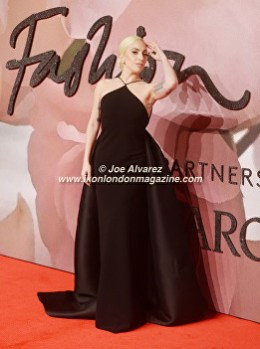 Lady Gaga Fashion Awards sold out Britain 2016 © Ikon London Magazine.jpg