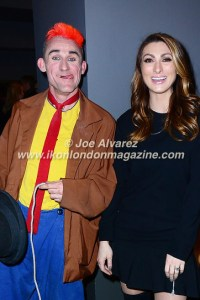 Tweedy Clown Luisa Zissman © Joe Alvarez Clowns Celebrate