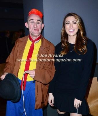 Tweedy Clown Luisa Zissman © Joe Alvarez Clowns Celebrate