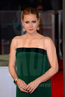 Amy Adams at Royal BAFTA 2017 © Joe Alvarez