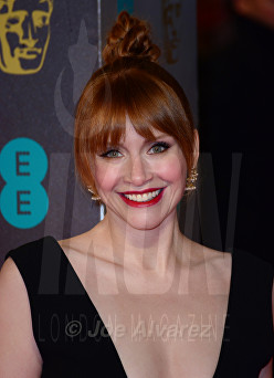 Bryce Dallas Howard at Royal BAFTA 2017 © Joe Alvarez
