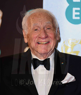 Mel Brooks at Royal BAFTA 2017 © Joe Alvarez