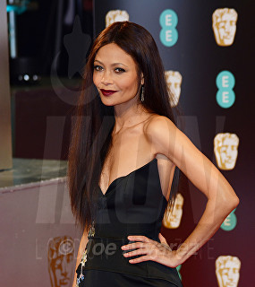 Thandie Newton at Royal BAFTA 2017 © Joe Alvarez