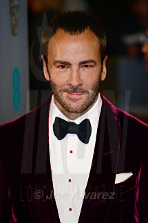 Tom Ford at Royal BAFTA 2017 © Joe Alvarez