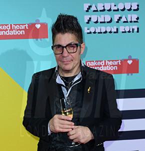 Joe Alvarez Naked Heart Foundation