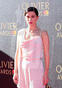 Phoebe Fox Laurence Olivier Awards 2017 © Joe Alvarez 983