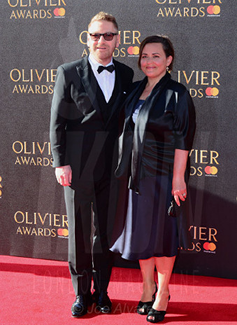 Sir Kenneth Branagh, Guest Laurence Olivier Awards 2017 © Joe Alvarez 983