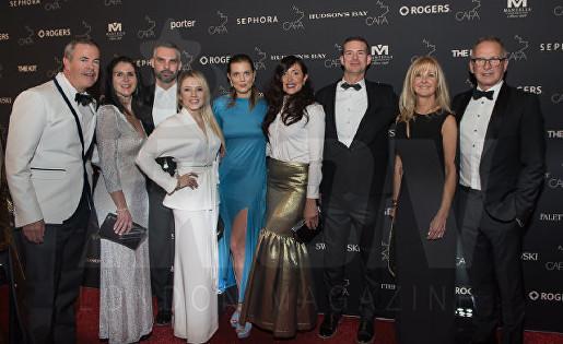 Canadian Arts & Fashion Awards 2017
