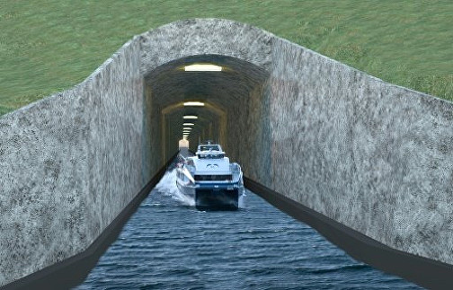 Sea Tunnel