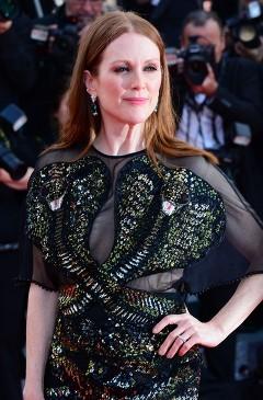 Julianne Moore Cannes Film Festival 2016 Opening Night Ismail Ghost premiere © Joe Alvarez