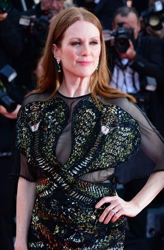 Julianne Moore Cannes Film Festival 2016 Opening Night Ismail Ghost premiere © Joe Alvarez