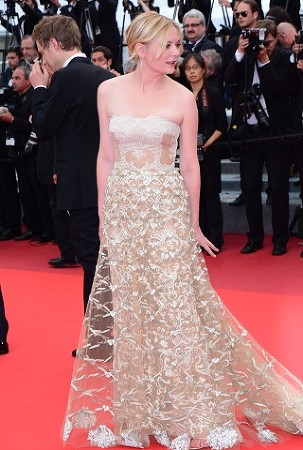 Kirsten Dunst Cannes Film Festival 2016 © Joe Alvarez