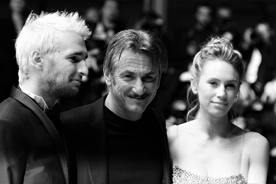 Sean Penn Cannes Film Festival 2016 © Joe Alvarez
