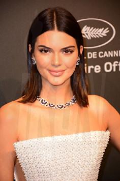Kendal Jenner Chopard Space party in Cannes © Joe Alvarez