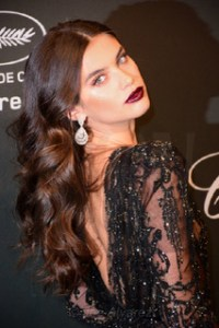 Sara Sampaio Chopard Space party in Cannes © Joe Alvarez