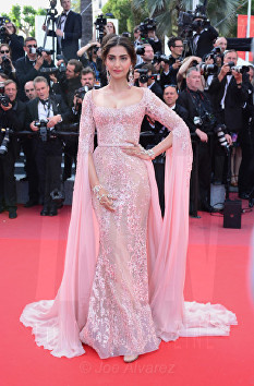 Sonam Kapoor The Meyerowitz film premiere Cannes Film Festival © Joe Alvarez