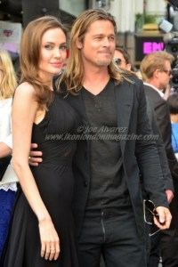 Brad Pitt and Angelina Jolie © Joe Alvarez