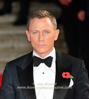Daniel Craig © Joe Alvarez