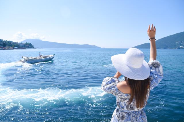 Travel: Tender Boat Hire Hailing App