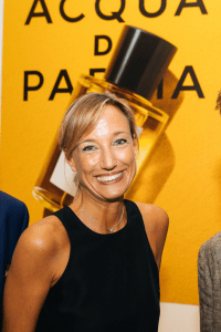 Acqua di Parma CEO, Laura Burdese, launching Colonia Pura in London