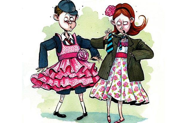 Image result for feminized boys cartoon